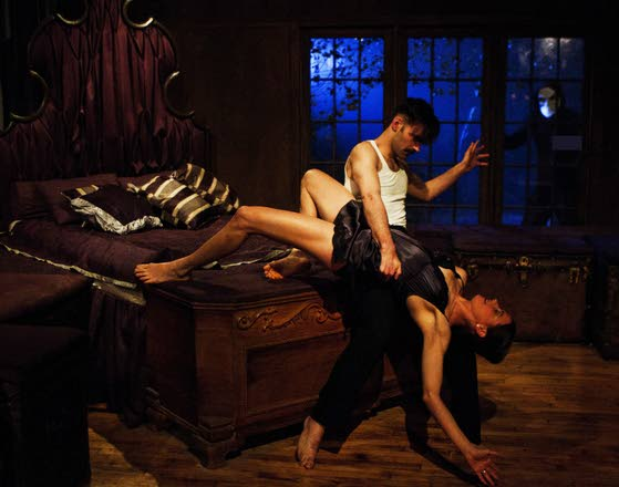 NYC's 'Sleep No More'  shows off its musical side