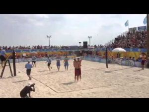 Jake Gibb and Casey Paterson win men's title at Atlantic City AVP event