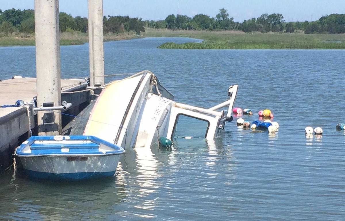commercial fishing boat capsizes at cape may dock news