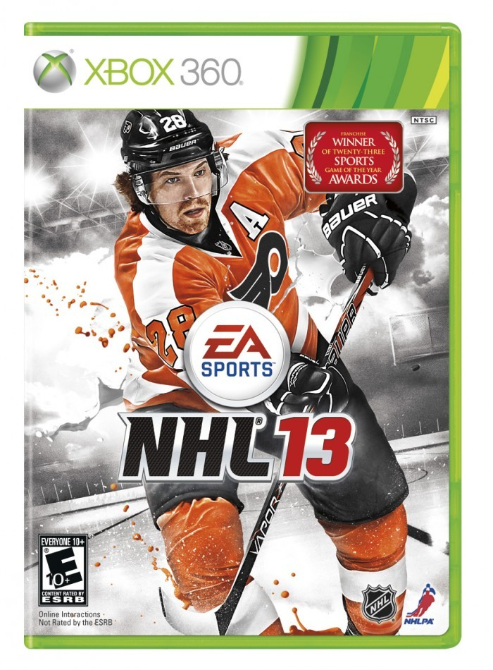 Claude Giroux EA Sports