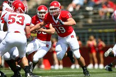 St. Joseph grad Corcoran ready to be a 'premier guy' for Rutgers