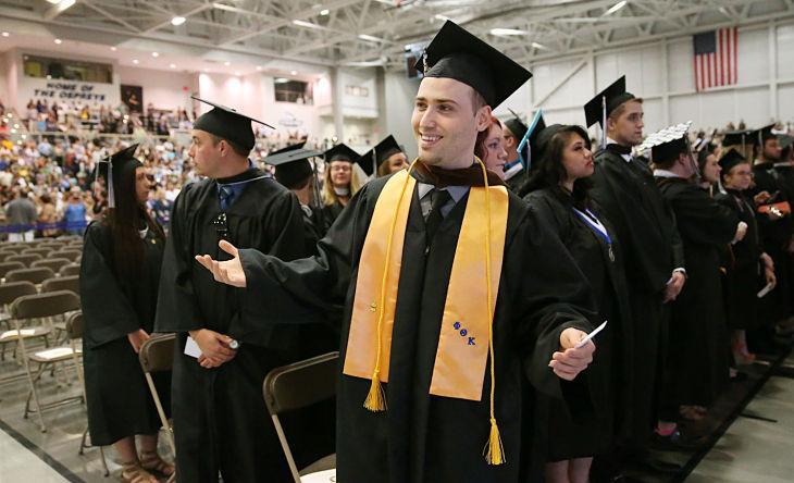 Stockton Graduation