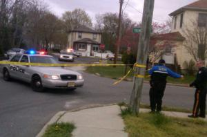 PLEASANTVILLE POLICE-INVOLVED SHOOTING