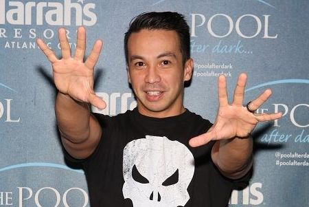 """Laidback Luke"" performs at The Pool After Dark, Harrah's Atlantic City"