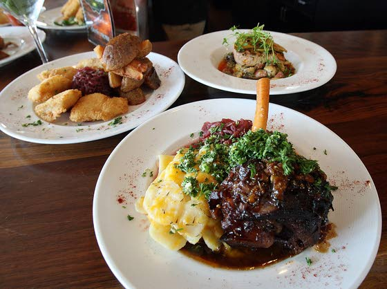 Irish Pub Meets SteakhouseCattle 'n Clover mixes traditional dining experiences