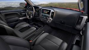 New from Hood to Hitch: 2014 Silverado