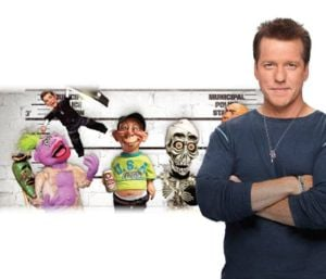 You'd be a dummy if you didn't see Jeff Dunham