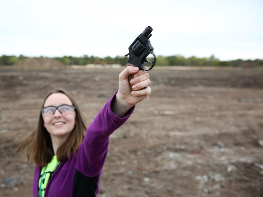 ACUA intern saves birds by shooting at them - Press of Atlantic City: Southern New Jersey Business & Money - PressofAtlanticCity.com