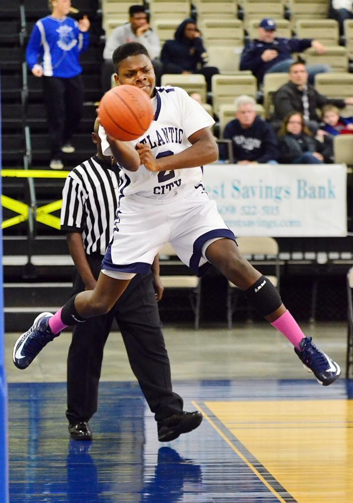 wildwood xmas basketball