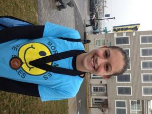 Tassello set Ocean Drive Marathon record