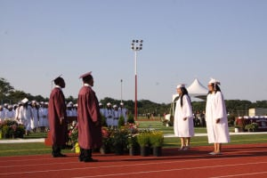 Bridgeton Graduation: Bridgeton High School graduation  - Photo by Drew Eskridge