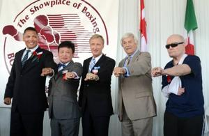 Smithville's Virgil Hill, the late Arturo Gatti inducted into International Boxing Hall of Fame