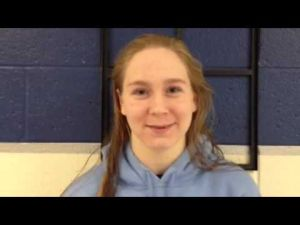 Interview with Atlantic City's Melissa Toy at Meet of Champions on March 3, 2013