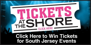 Tickets at the shore button