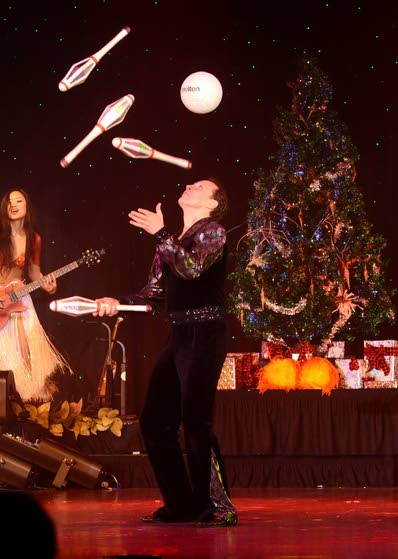 A Casino Christmas: Holiday shows offer everything from Cirque to Celine