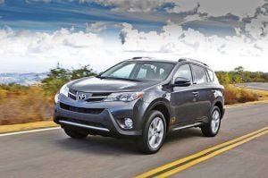 All-New Toyota RAV4 Evolves for Consumer Demands