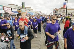 WALK FOR WOUNDED