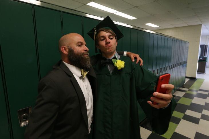 Pinelands graduation