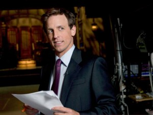 Seth Meyers a favorite to replace Regis and other celebrity news