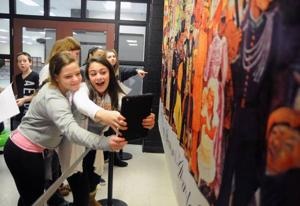 EHT Spanish teacher finds a way to bring famed artworks to students