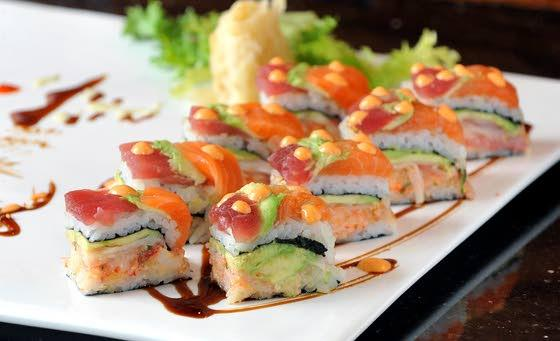 Sushi With Thai FlavorKawa Thai fusion restaurant spices things up in Vineland