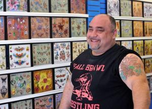 Workplace tattoos
