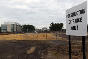 Stockton's Quad, Atlantic City projects underway