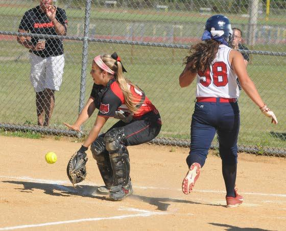 Softball: Sacred Heart wins South Jersey title; will defend state title on Saturday
