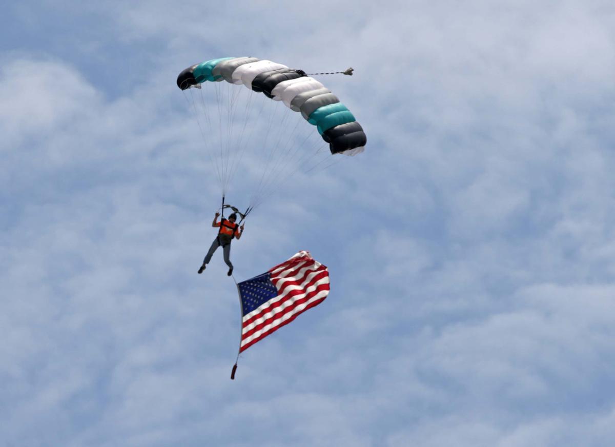 Airshow Memorial Day South Beach