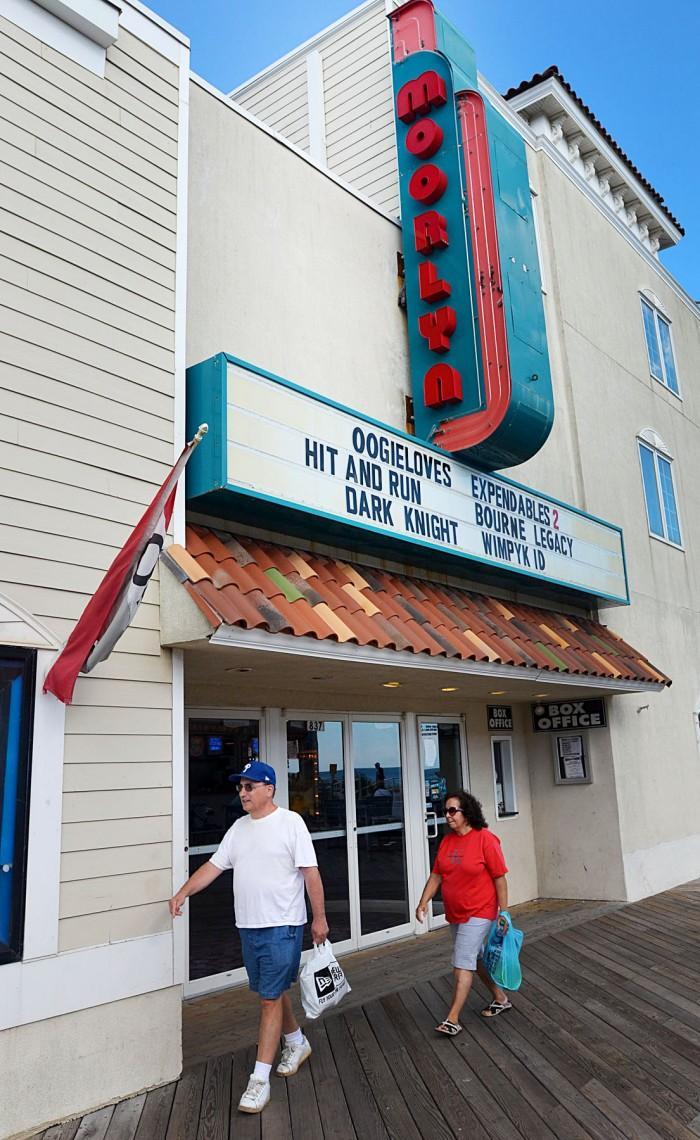 film theaters
