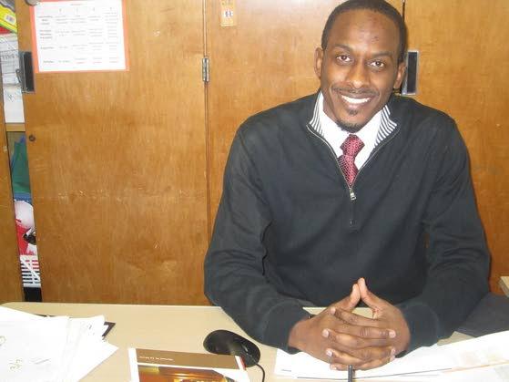 Ramsey chosen Teacher of Year at both school, district levels in Pleasantville