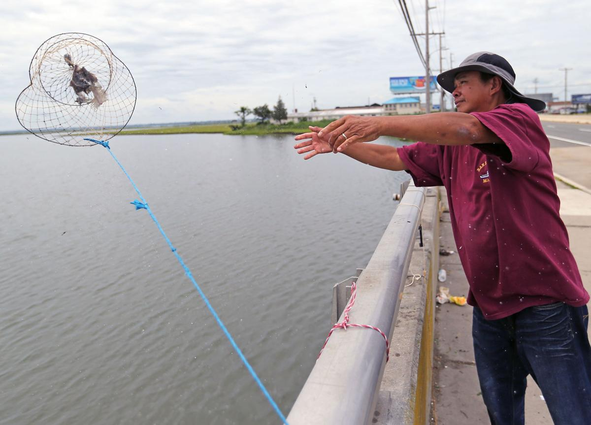 Pier and bridge access help more people fish and crab for Atlantic city fishing