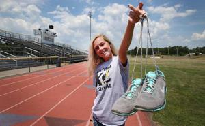 Southern's Mooney overcomes foot surgery for stellar season: Press Girls Track All-Stars
