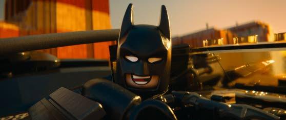 Film: Will Arnett makes Batman funny in 'The Lego Movie'
