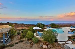 Hot Property: Desert compound