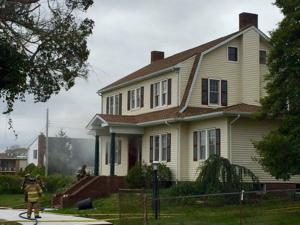 Somers Point house fire