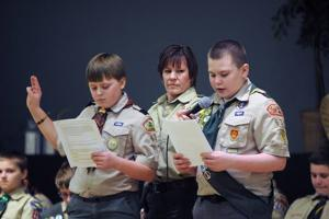 Shane Bell, 16, becomes Eagle Scout, reaching goal he planned as 5-year-old