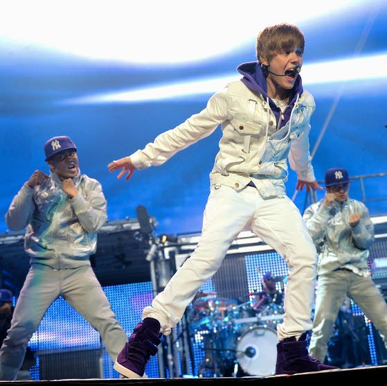 Teen sensation Justin Bieber brings his 'My World Tour' to Boardwalk Hall Nov. 19.