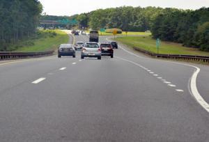 Parkway Traffic Danger