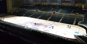 ice at boardwalk hall