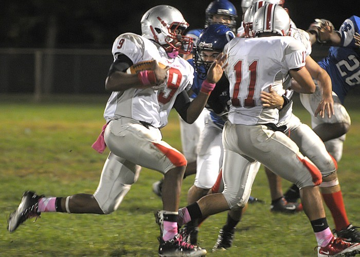 vineland oakcrest football