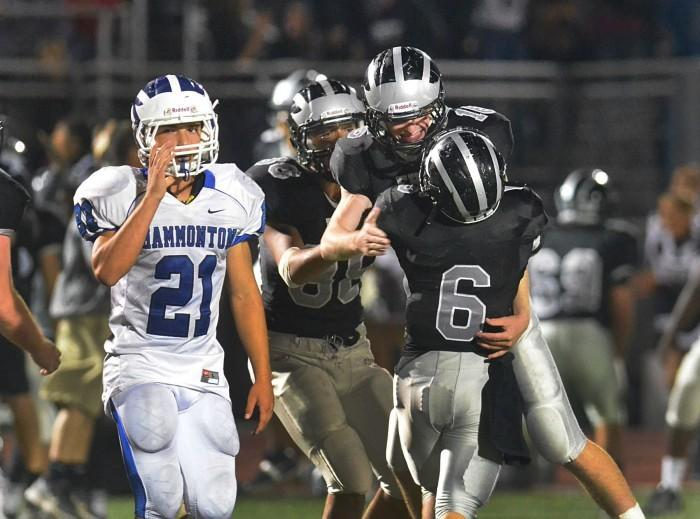 EHT Hammonton football
