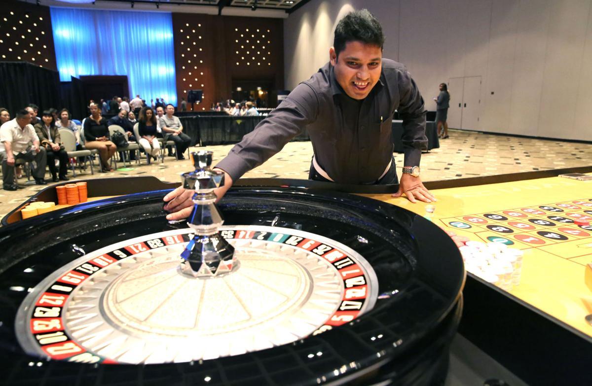 Mgm casino national harbor job fair