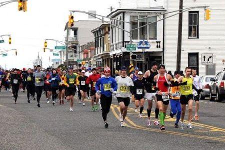 Ocean City Drive Marathon
