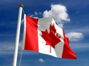 maple leaf flag