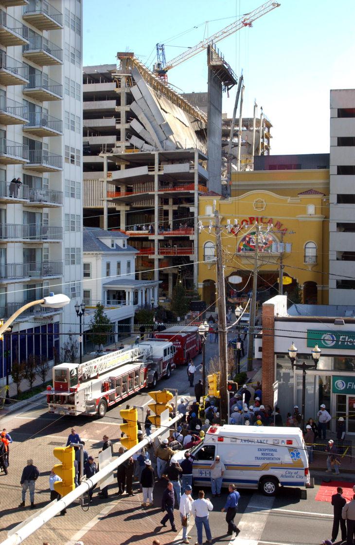 Tropicana casino and resort atlantic city parking