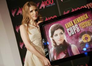 Music: For Anna Kendrick, an unexpected hit off 'Pitch Perfect'