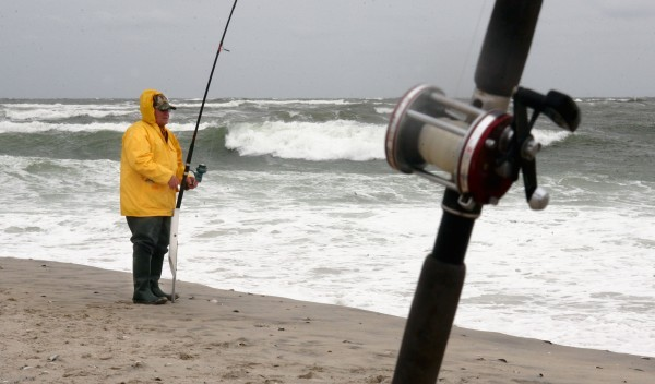Thrills tradition at long beach island fishing tournament for Miss barnegat light fishing report