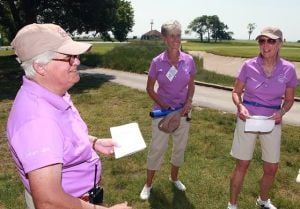 Keeping the LPGA goingA small army of volunteers helps golf tournament run smoothly