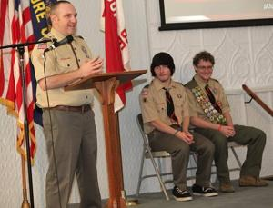 Port Republic-based Boy Scout troop finally gets, not one, but two Eagles